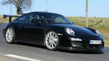 More Facelifted Porsche 997 GT3 RS Spy Photos