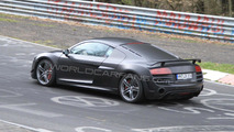 Audi R8 V10 Clubsport latest spy shots on the 'Ring
