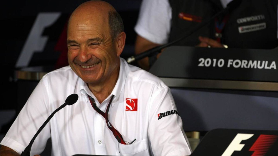 Sauber insists 'no plans' to sell Swiss team