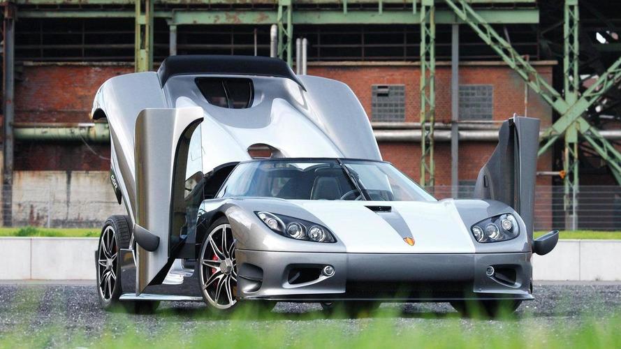 Koenigsegg CCR tuned by edo Competition