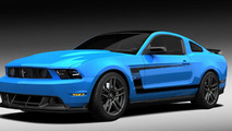 One-off Ford Mustang Boss 302 Laguna Seca up for auction