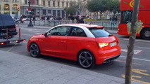 Audi A1 Spotted on the Street - 4 model variants planned