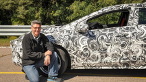 Chevrolet Volt Chief Engineer Andrew Farah and the 2016 Volt