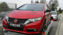Purported Honda Civic Type R