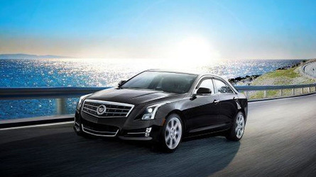 Cadillac ATS New Year Special stretches the definition of special edition