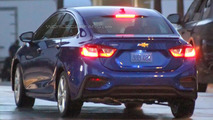 2016 Chevrolet Cruze spy photo