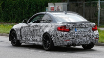 2016 BMW M2 spy photo