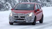 2013 Opel Corsa facelift spied, next-gen rendered