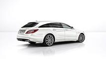 2014 Mercedes-Benz CLS 63 AMG Shooting Brake