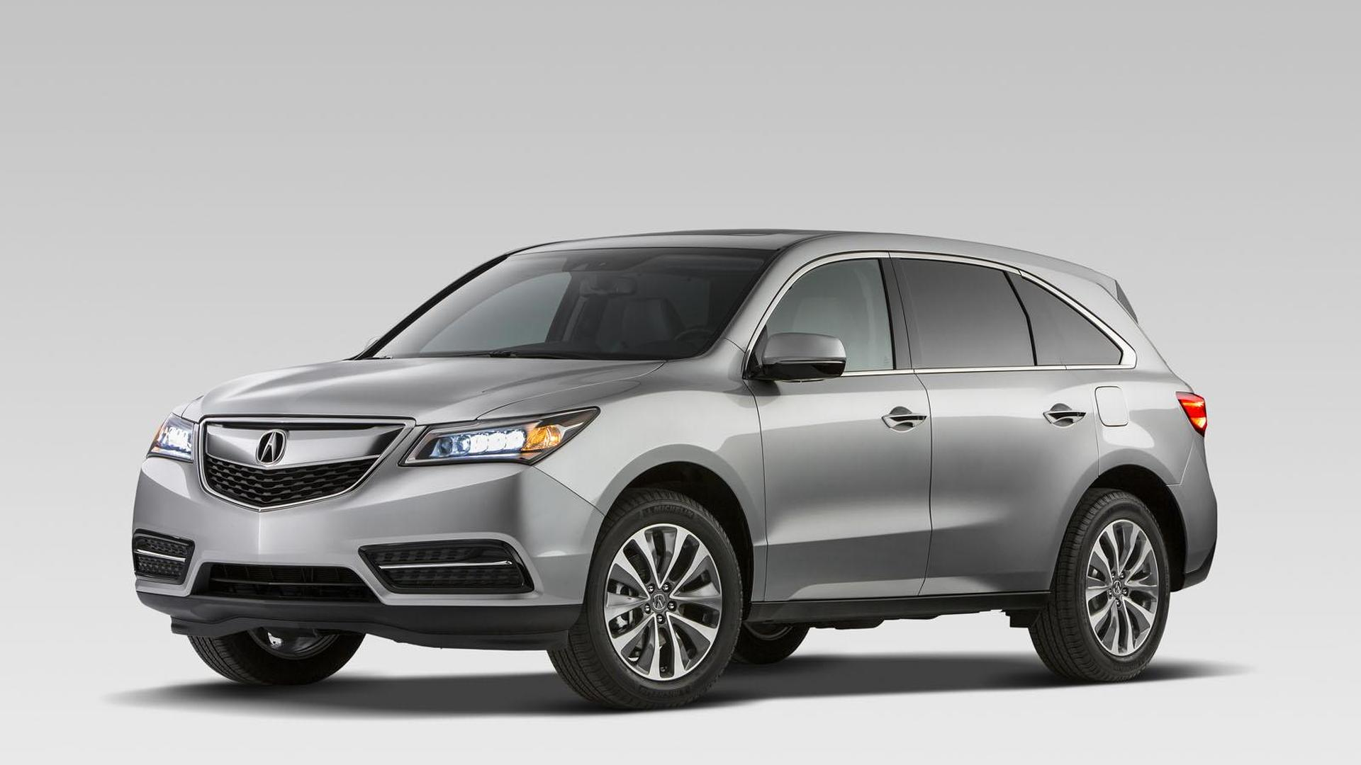 2014 Acura MDX starts from 42,290 USD