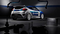 Hyundai shows its rally intentions with the Veloster Race Concept - 2012 AIMS