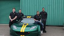 Lotus Evora GTC unveiled