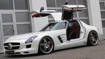 Mercedes-Benz SLS AMG by Senner Tuning 28.12.2011