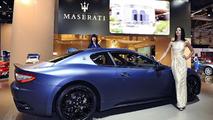 Maserati GranTurismo S Limited Edition unveiled