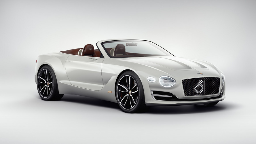 Bentley EXP 12 Speed 6e concept is an EV cabrio showstopper