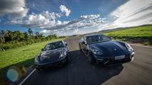 Volta rápida Porsche Panamera 2017 - Mais 911 do que nunca