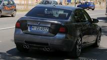 2010 BMW M3 Sedan Facelift Spied