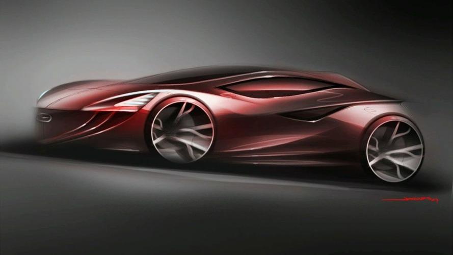 2012 Mazda RX-9 - new details emerge