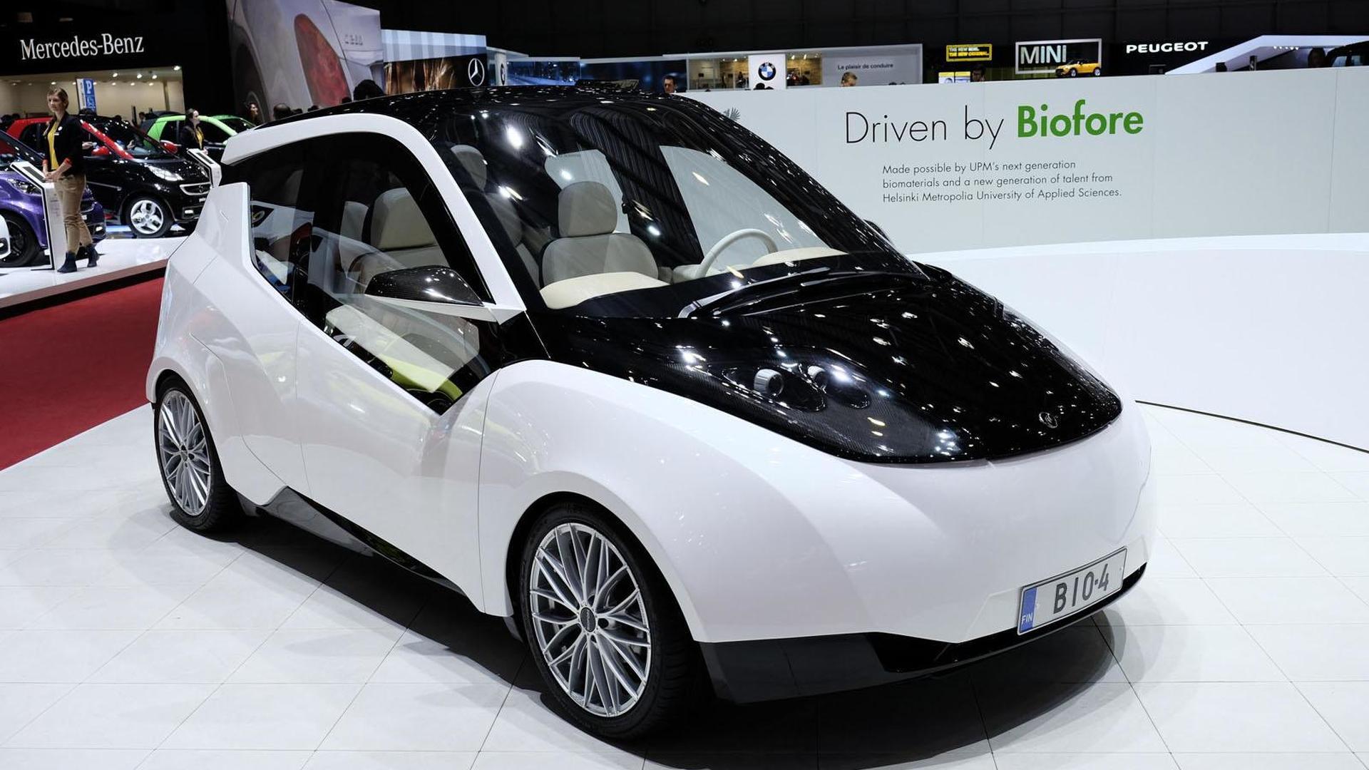 UPM Biofore concept bows in Geneva