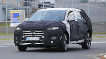 Next-gen Hyundai ix 35 / Tucson spy photo