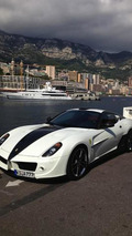 Mansory Stallone Ferrari 599 GTB Fiorano on sale for 269,000 EUR