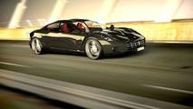 Rendered Speculation: Ferrari Four-Door Coupe