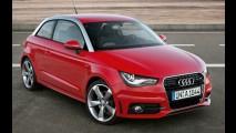 Audi A1 Sport chega ao Brasil com motor de 185 cavalos e preço de R$ 109.900