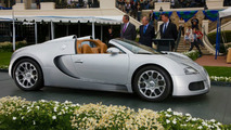 Bugatti Veyron 16.4 Grand Sport Roadster Officially Revealed and Detailed