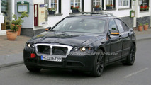 New BMW 5 Series Spied Showing its Kidneys