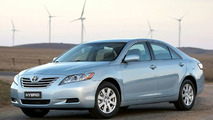 Toyota to Produce Camry Hybrid in Australia & Thailand