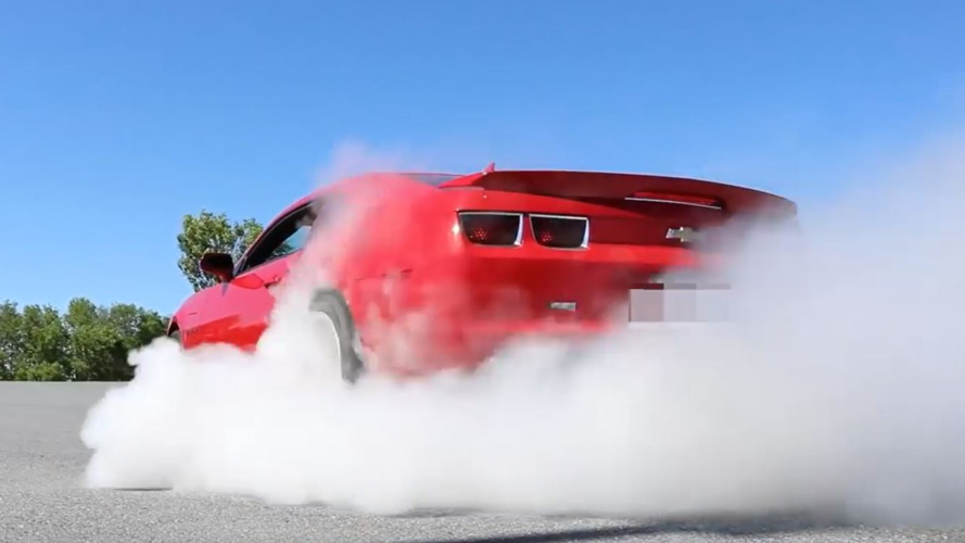 Camaro owners say the darndest things - NSFW
