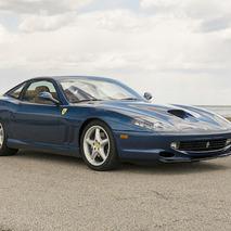 This Ferrari 550 Maranello is Supremely Classy