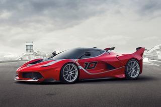 Ferrari FXX K Evoluzione Likely, But No Power Boost