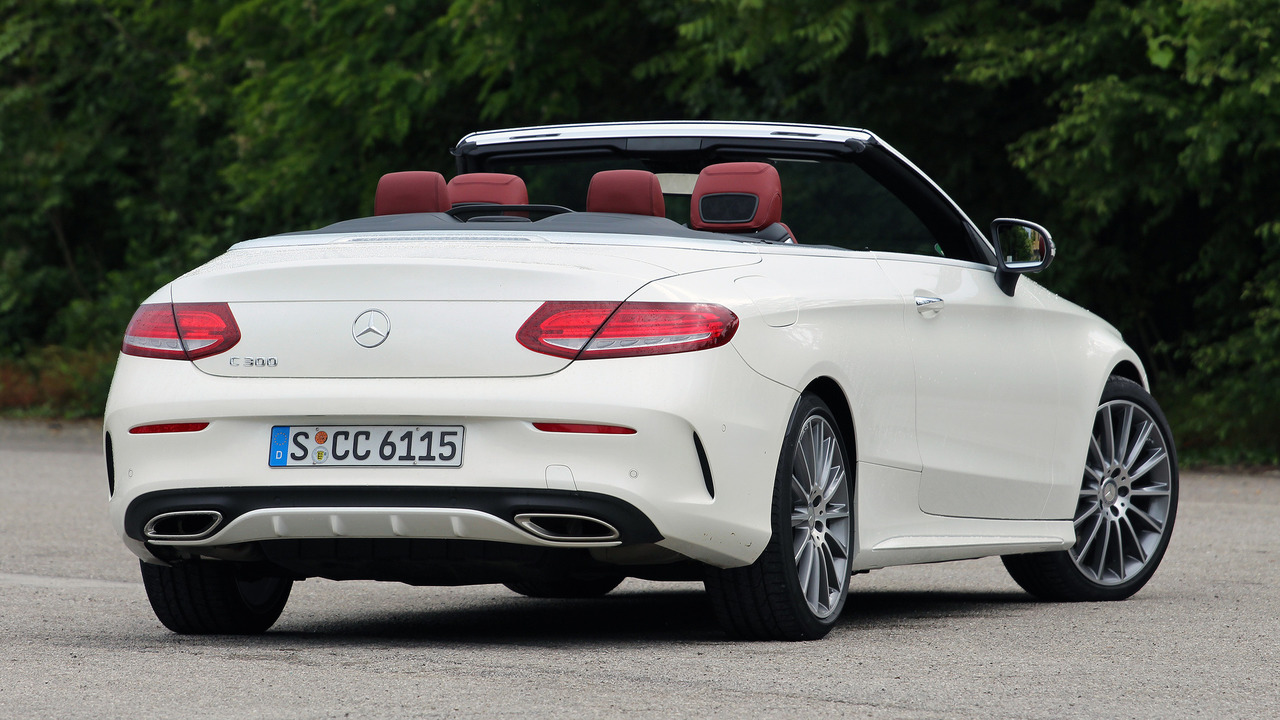 2017 mercedes benz c300 cabriolet photo for Convertible mercedes benz 2017