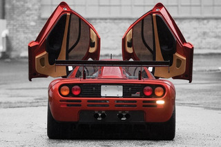 Rarest of the Breed: The McLaren F1 LM Heads to Auction