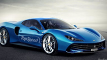 Ferrari CEO hints at V6 engine and a new entry-level model