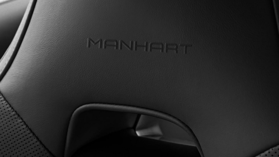 Manhart dials BMW X6 M to 700 hp