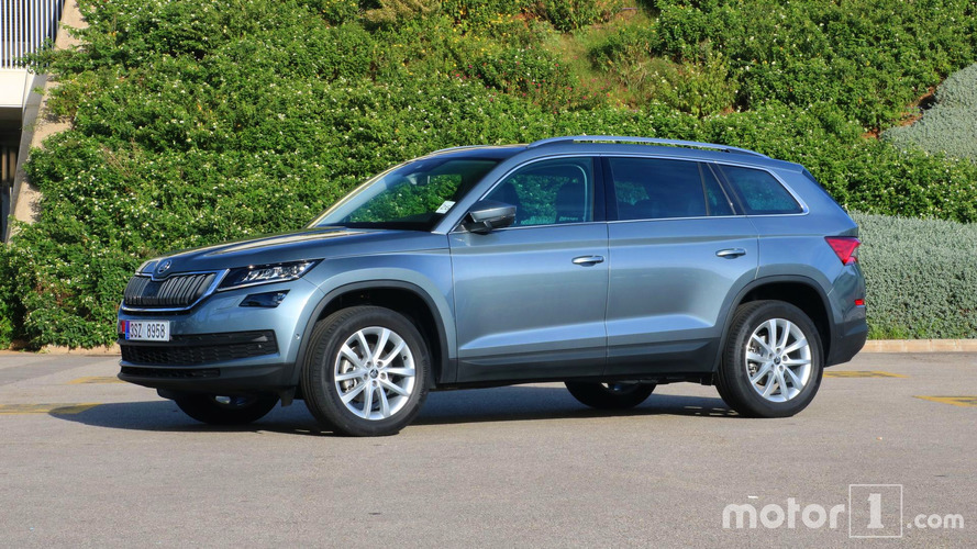 2017 Skoda Kodiaq First Drive: Our French friends get a first crack at the big bear