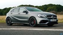 Mercedes-AMG drag race