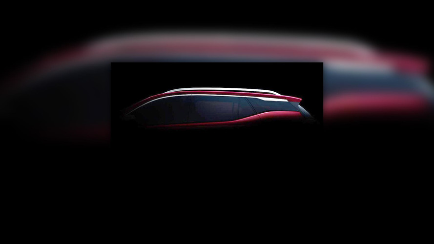 2018 GMC Terrain's floating pillar teased ahead of Detroit debut