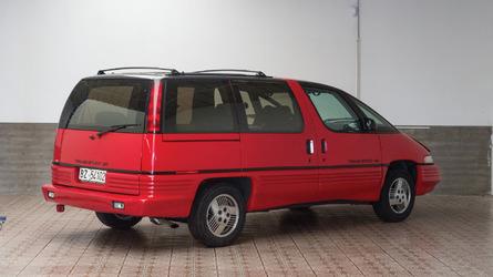 1991 Pontiac Trans Sport SE Auction