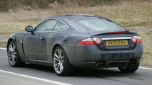 Jaguar XK-R Coupe Spy Photos