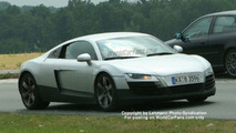 Spy Photos: Latest Audi R8 Super Sports Car