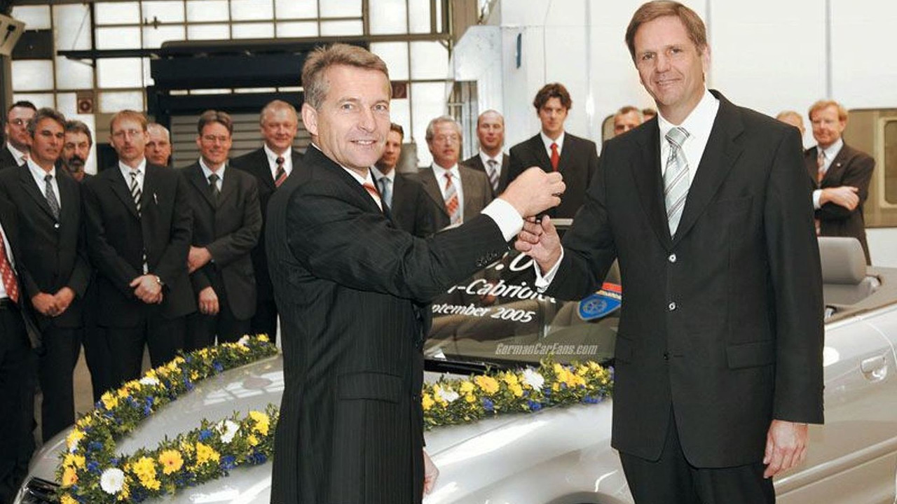100,000 Audi A4 Cabriolet models produced