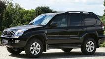 Toyota Land Cruiser Invincible