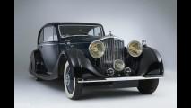 Bentley 3 1/2 Litre Saloon