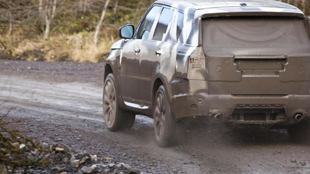 2014 Range Rover Sport officially revealed [videos]