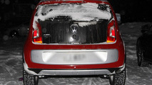 Volkswagen Cross Up! spy photo 06.12.2012 / Automedia