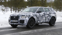 Land Rover Freelander replacement spied in high-performance guise