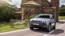 Jeep Cherokee U.K. pricing announced